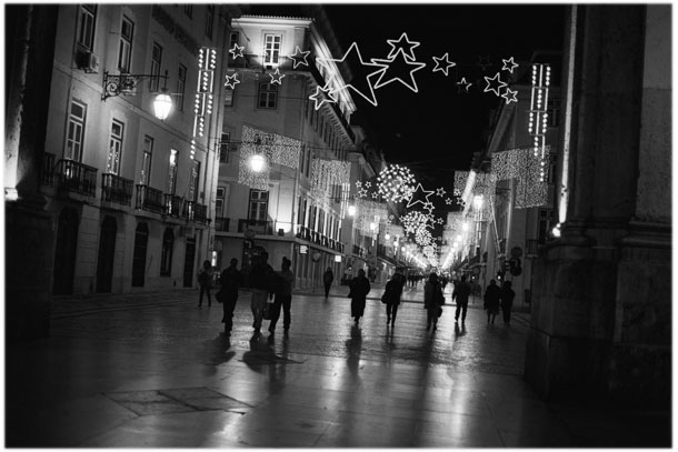 Portugal Lisbon Christmas