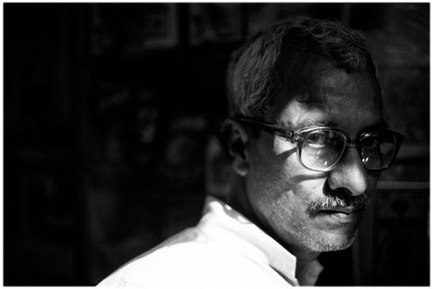 Man, India Varanasi