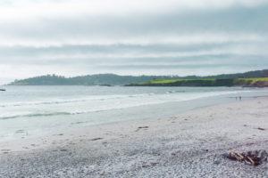 Pebble Beach Golf Links and Carmel Beach