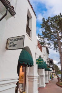 Photography West Gallery, Carmel