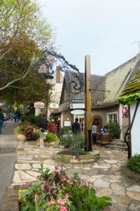 Carmel, picturesque town