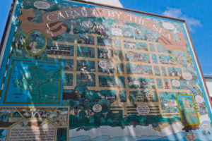 Carmel town map